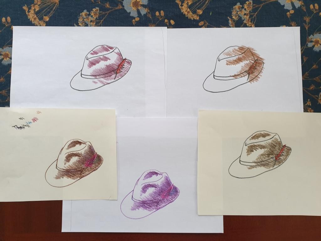 Creating 'The Gentleman Explorer' hat