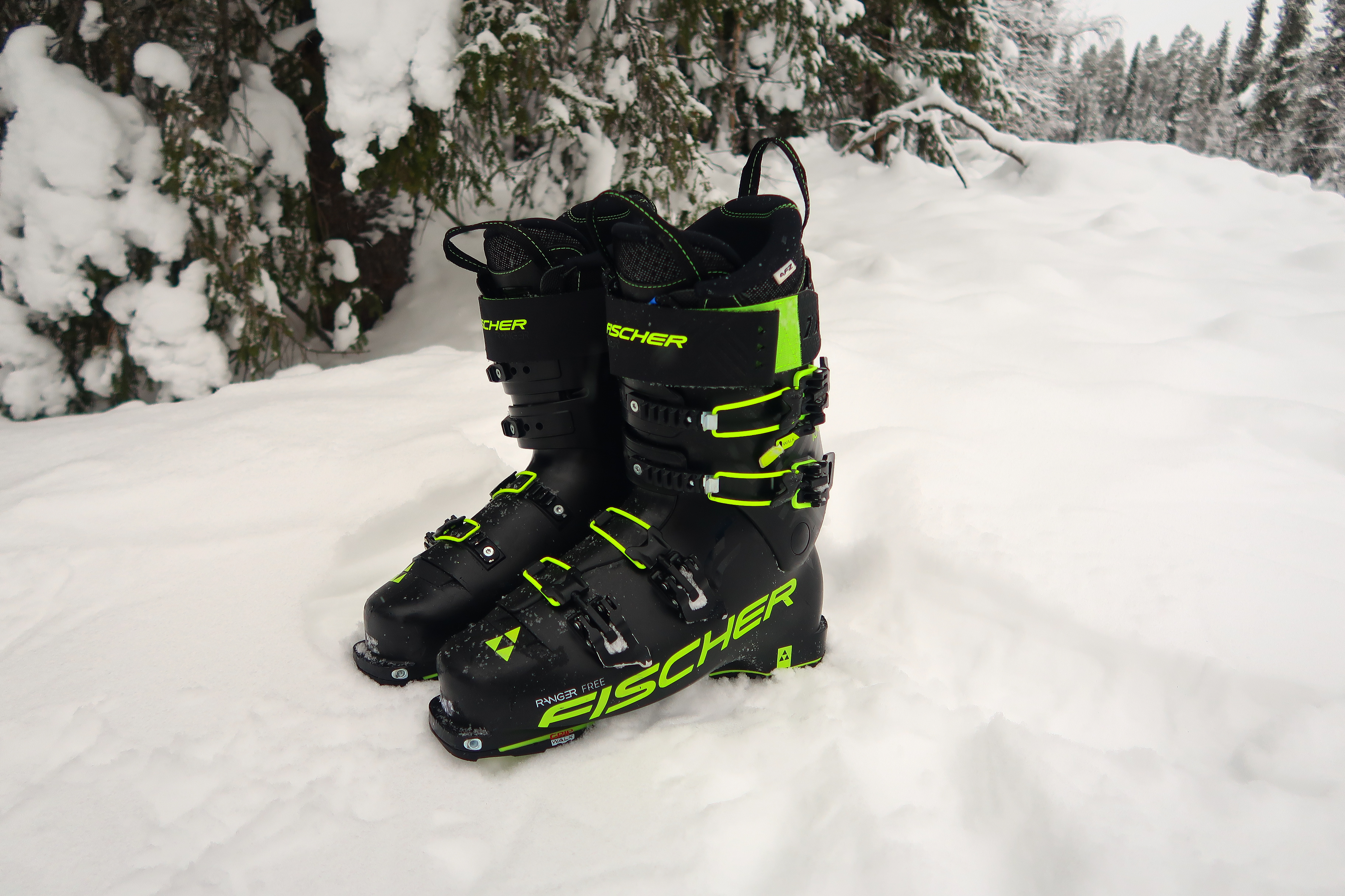Fischer Ranger Free 130 Alpine Touring Boots - The Gentleman Explorer